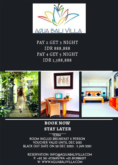 Umalas Villa Aqua Bali Villa Official Website